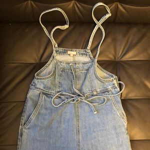 Overall Jeans from Hong Kong size Small 6ixty8ight